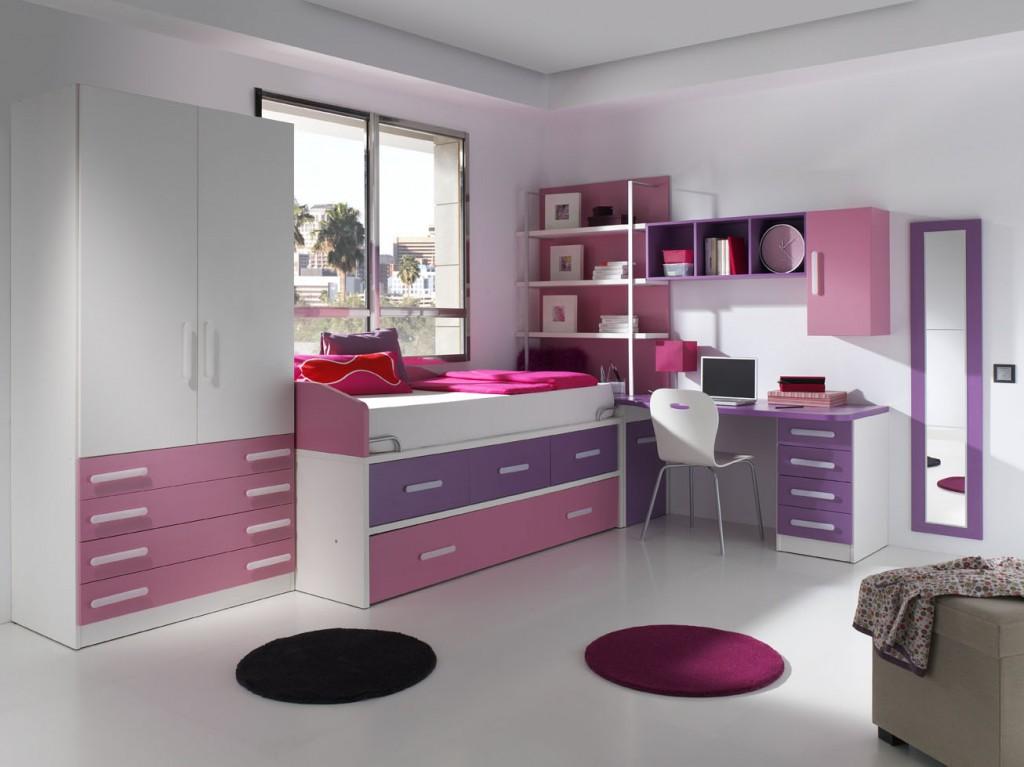 La decoraci n de un dormitorio juvenil muebles orts blog - Habitaciones juveniles decoracion ...