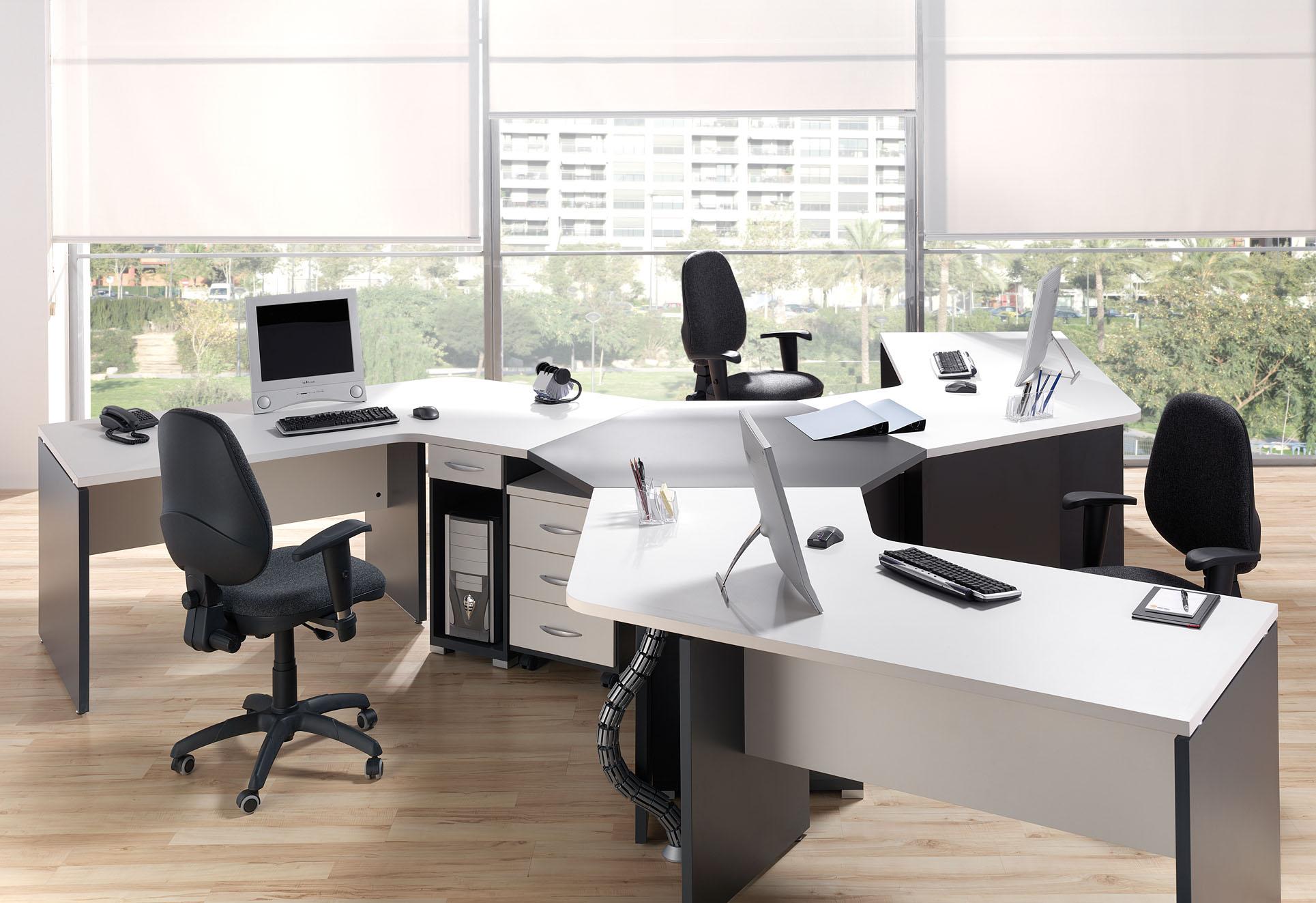 Es esencial tener unas oficinas con buena decoraci n for Ambientes de oficinas modernas