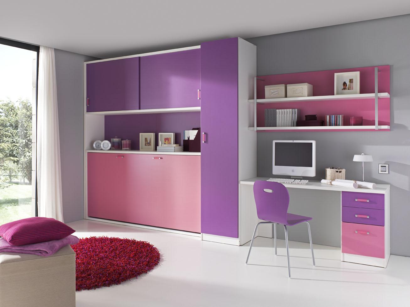 C mo aprovechamos el espacio muebles orts blog for Crear muebles juveniles