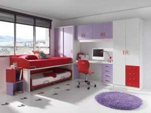 compartidas para nios muebles orts base dormitorio