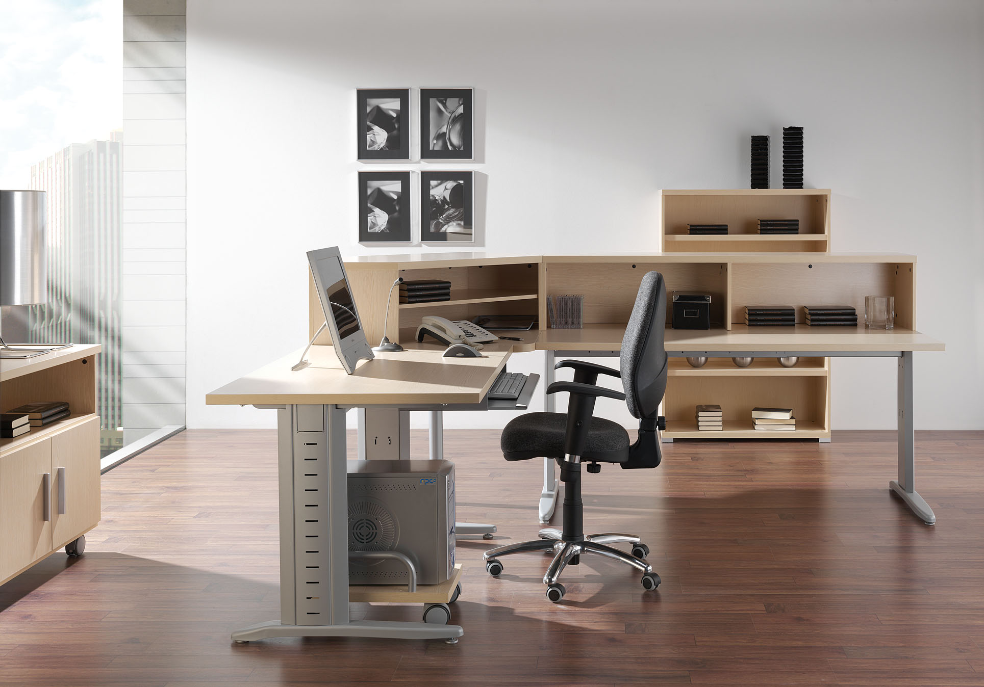 La evolución de los muebles de oficina  Muebles Orts Blog