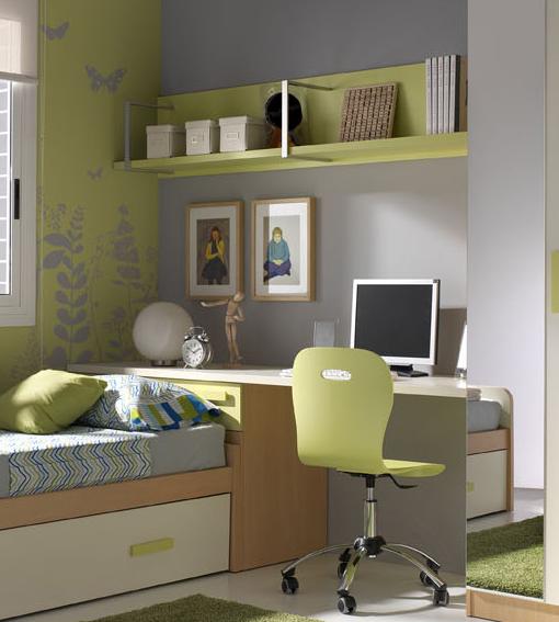 Consejos para un dormitorio juvenil muebles orts blog - Estanterias para dormitorios ...