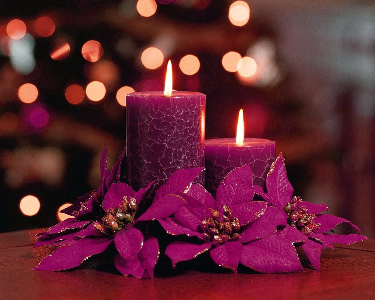 Sabes cual es el significado de los adornos navide os - Adornos navidenos con velas ...