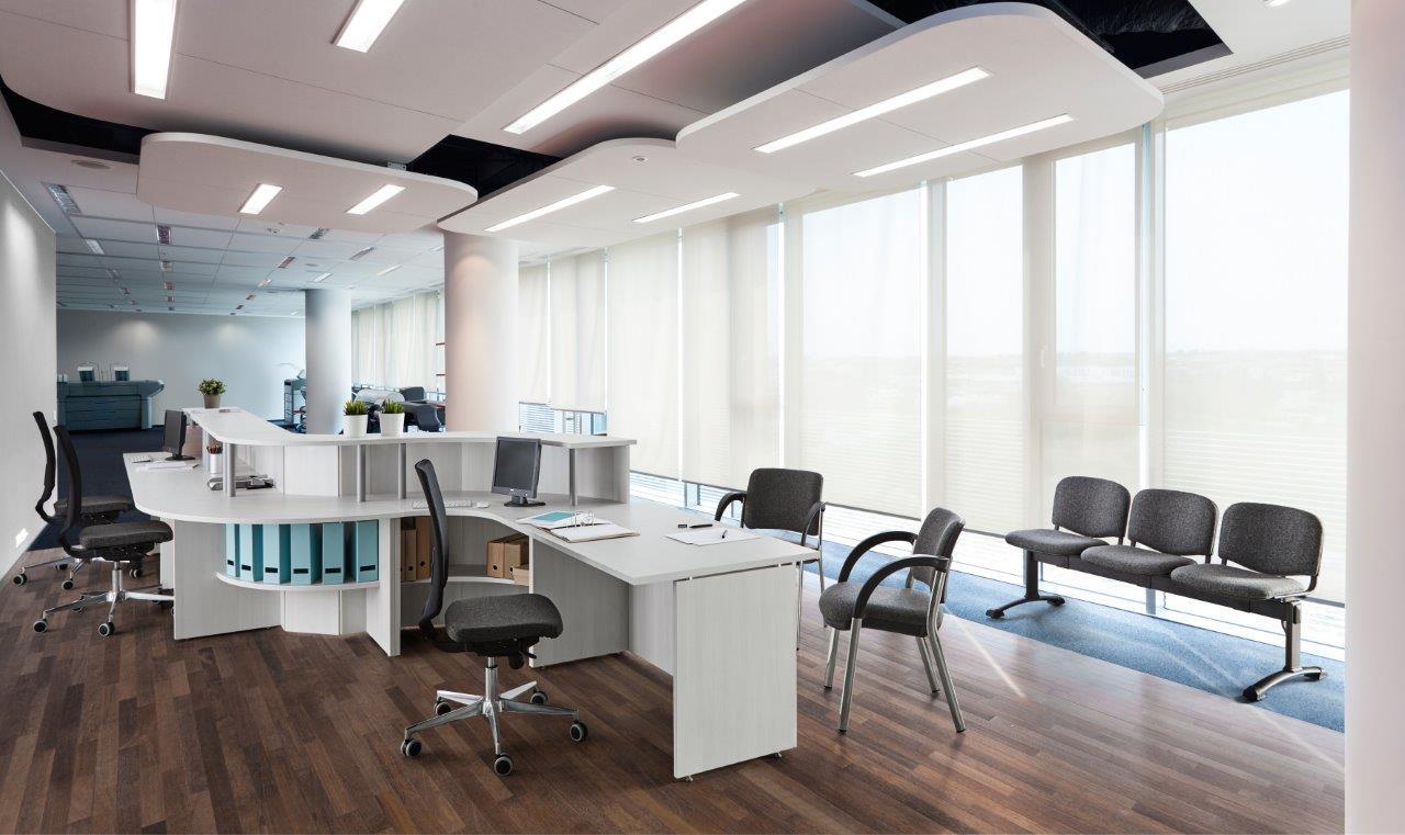 Mostradores, mobiliario profesional para tu oficina - Muebles Orts Blog