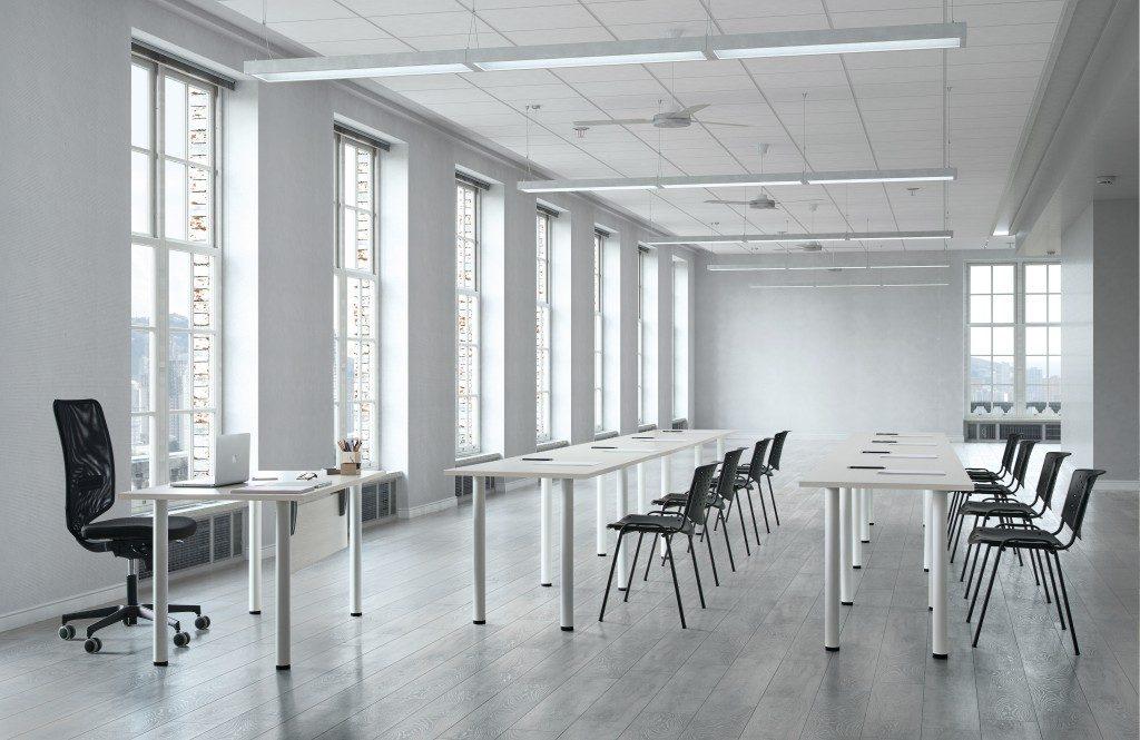 mesa para colectividad