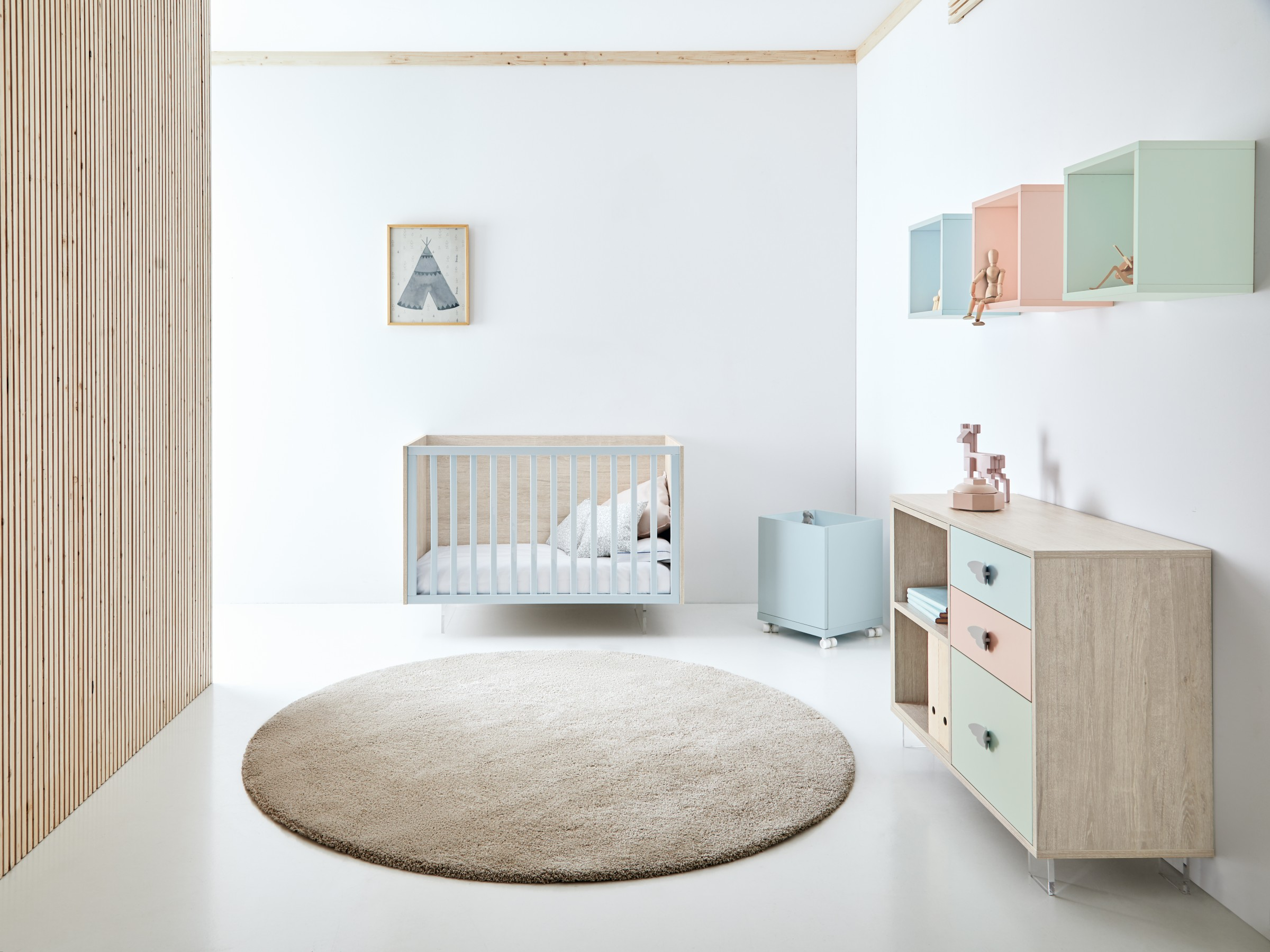 Habitacion infantil Dormitorio infantil Muebles Orts 968
