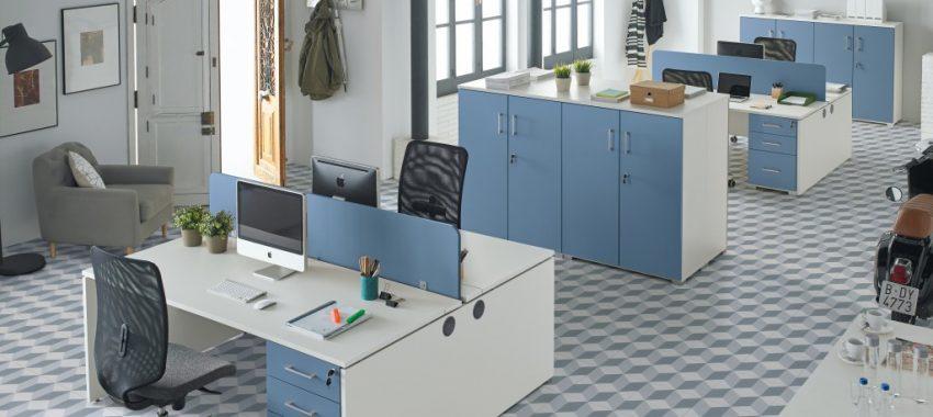Mobiliario de oficina puesto de trabajo Muebles Orts