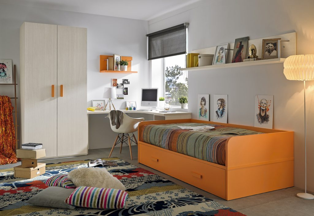 colores dormitorio juvenil