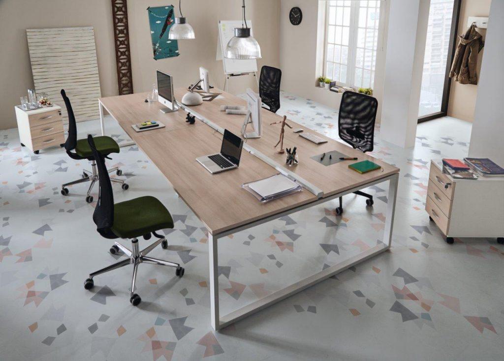 Puesto de oficina Muebles Orts Mobiliario