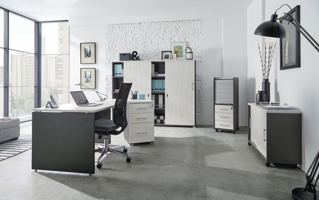 Colección Office, línea Basic, composición 04