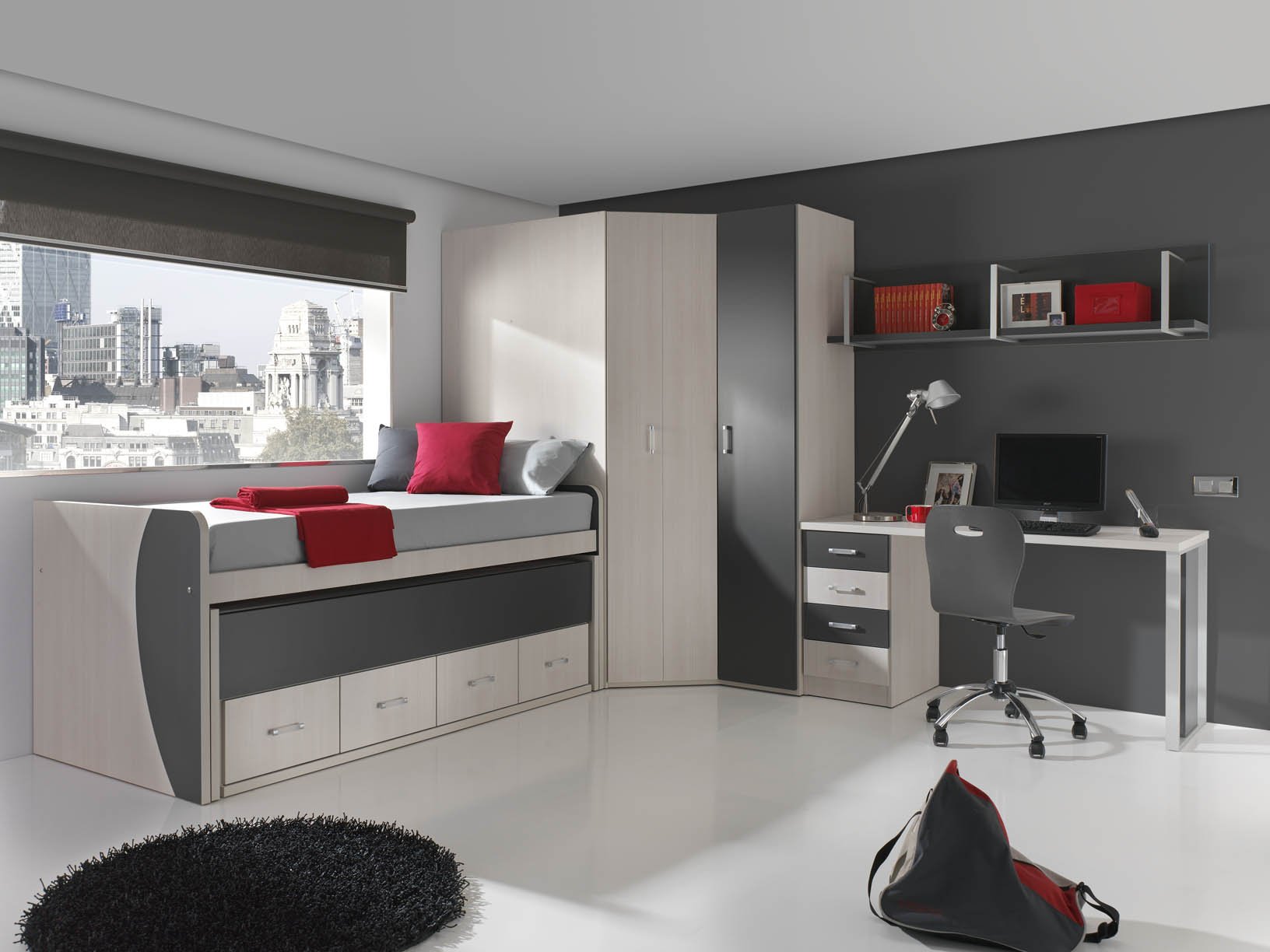 Muebles orts noticias for Mobiliario dormitorio juvenil