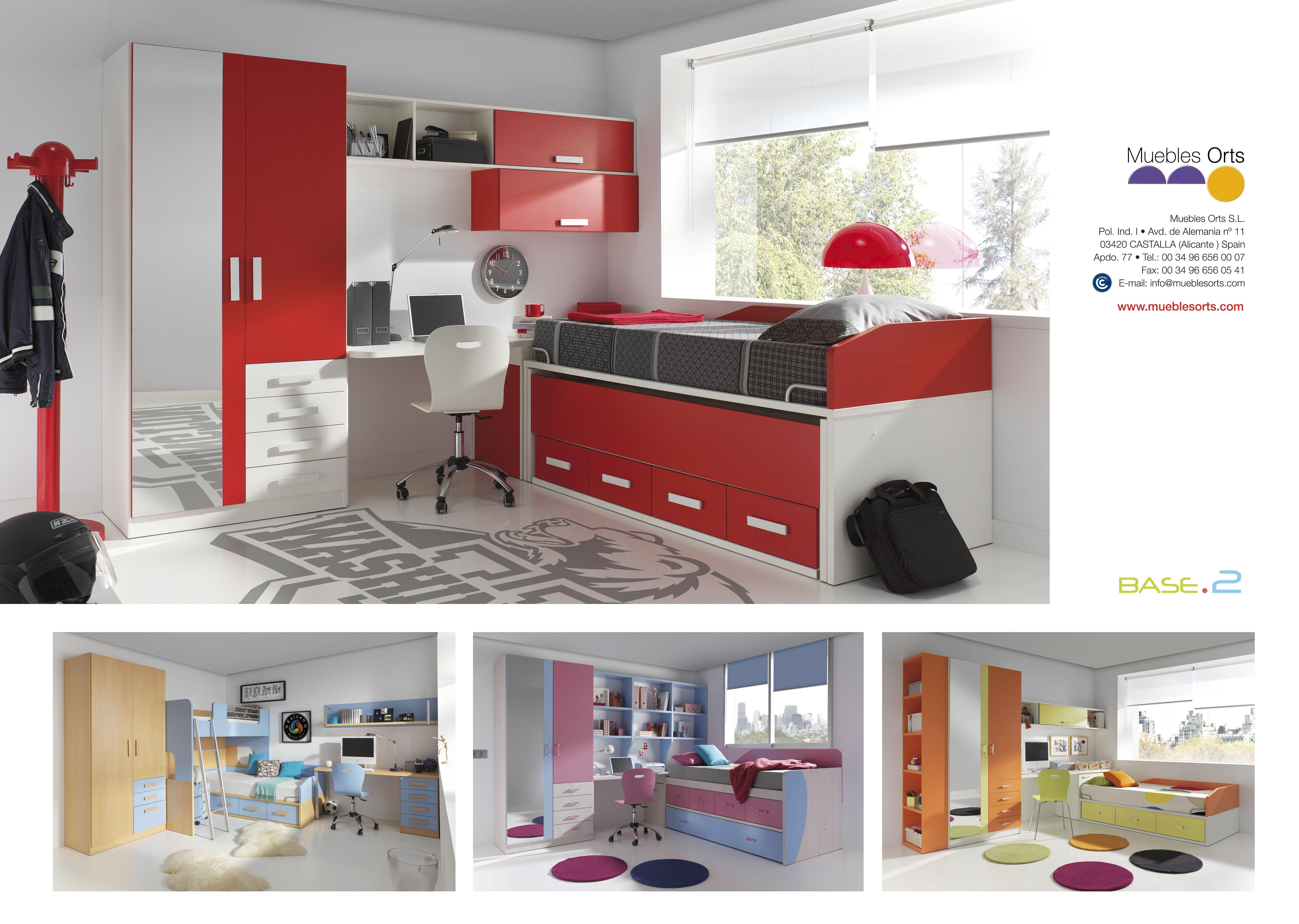Muebles orts noticias for El mueble dormitorios juveniles